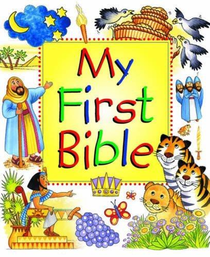 My First Bible by Leena Lane (2006-09-22)