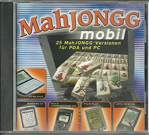 Preisvergleich Produktbild MahJongg mobil (Pocket+Palm)