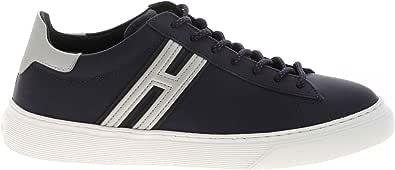 Hogan Sneakers H365 Blu HXM3650J310OA8123F Blu Uomo