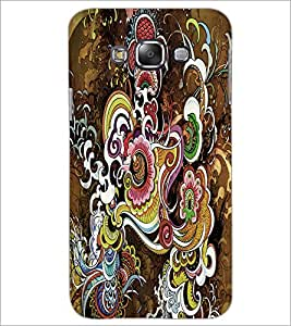PrintDhaba Pattern D-2623 Back Case Cover for SAMSUNG GALAXY GRAND MAX (Multi-Coloured)