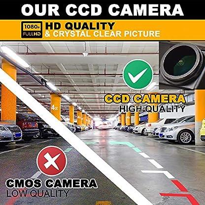 Nachtsicht-Wasserdicht-Farbkamera-170-HD-Rckfahrkamera-Kennzeichenleuchte-Einparkhilfe-Kamera-fr-Mercedes-Benz-B-Klasse-MB-W245-W246-B180-B200-B260-2012-2014
