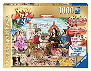Ravensburger WHAT IF? No. 7 - The Portrait 1000pc Jigsaw Puzzle