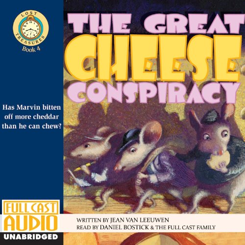 The Great Cheese Conspiracy  Audiolibri