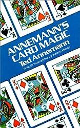 Annemann's Card Magic by Ted Annemann (1977-06-01)