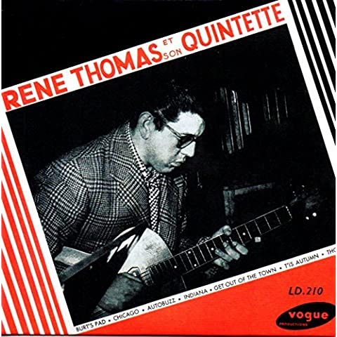 René Thomas et son Quintette - Henri Renaud - Sextius - MINI LP REPLICA CARD SLEEVE - 13-TRACK	CD