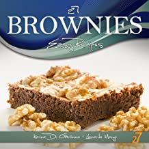 27 Brownies Easy Recipes (Easy Cupcakes & Brownies Recipes) (English Edition)