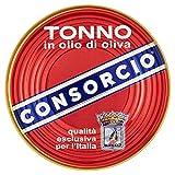 Consorcio - Tonno, in Olio di Oliva, 111 g