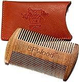 BFWood Beard Comb