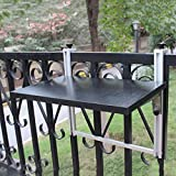 ZR-Tavolo da parete Tavolo pieghevole per il sollevamento Balcone Piccolo bar Tavolo per il sollevamento pieghevole Tavolo per il tempo libero Scrivania facile da appendere -salva lo spazio