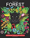 Best Mandala Crafts Friend For Boy And Girls - Forest Coloring Book: for Adults Fun, Beautiful Wild Review