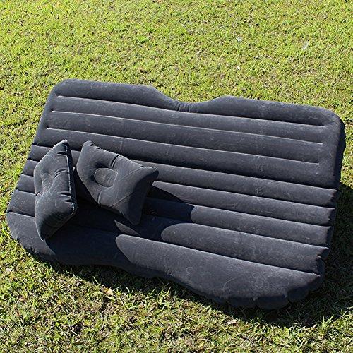 Auto Gonfiabile Airbed rimovibile floccato-Cuscino Materasso suv universale per campeggio viaggio