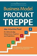 Business Model Produkt-Treppe Gebundene Ausgabe