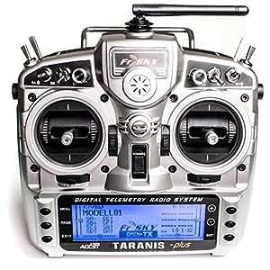 Frsky X9D Taranis PLUS - 16 Kanal Fernsteuerung N-FACTORY-DE