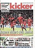 Kicker 23 2016 Bayern München Zeitschrift Magazin Einzelheft Heft Fussball Bundesliga