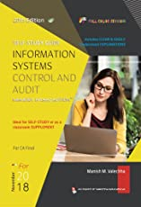 ISCA Information Systems Control and Audit for CA Final November 2018