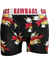 Baw Bags KAPOW Boxer (Noir)