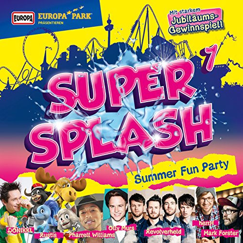 Super Splash 1 - Summer Fun Party
