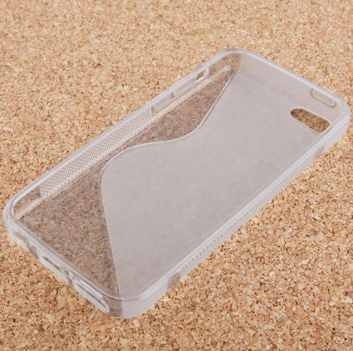 """IPhone 5C-housse/coque en tPU haut de gamme (silicone) au style """"s par «-oRIGINAL tHESMARTGUARD-"""