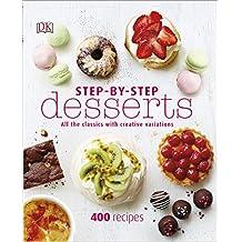 Step-By-Step Desserts (Dk)