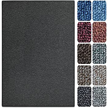 Floori Shaggy Hochflor Teppich - 100x150cm - moderner