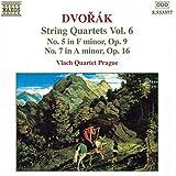 Dvorak: String Quartets Nos 5 & 7