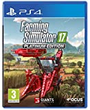 Produkt-Bild: FARMING SIMULATOR 17 PLATINUM EDITION PS4 MIX