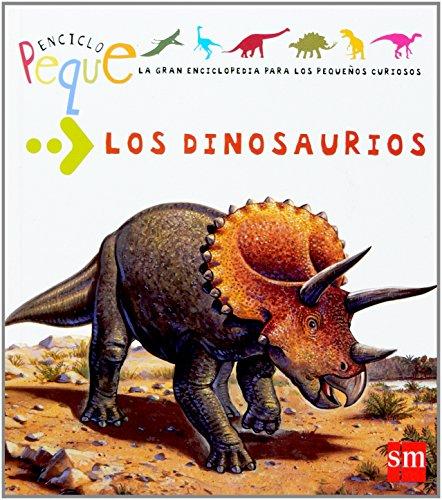 Los dinosaurios (Enciclopeque) por Bertrand Fichou