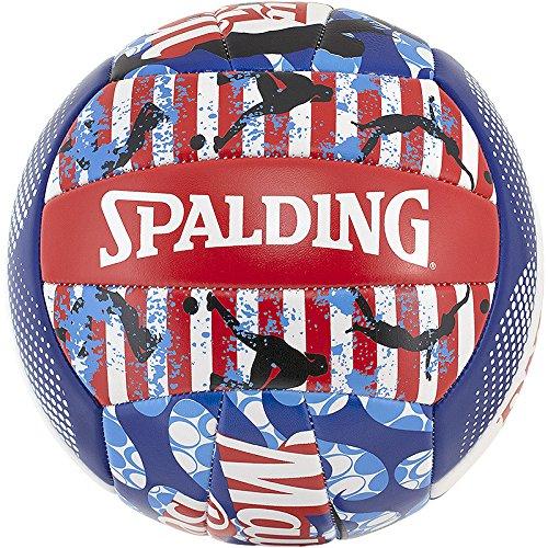 Spalding Ball Beachvolley Malibu 72-322Z - Balónes de voleibol para e