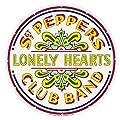 Crosley AC1016A-SP Turntable Slip Mat, The Beatles Sgt. Pepper's