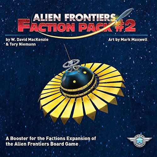 Alien Frontiers: Faction Pack #2
