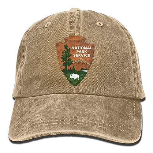 fboylovefor US National Park Logo Baseball Caps Patriotic Top Quality Vintage Snapbacks for Men -
