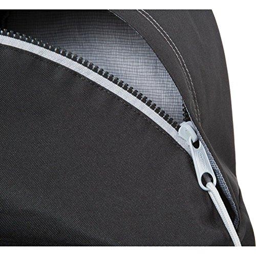 Eastpak Padded Pakr Polyamide,Polyester Blue,Brown,Grey,Red backpack - Backpacks (Polyamide, Polyester, Blue, Brown, Grey, Red, Monotone, 35.6 cm (14), Front pocket, Zipper) White crosses