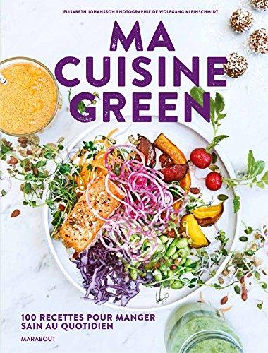 Ma cuisine green par Elisabeth Johanssons