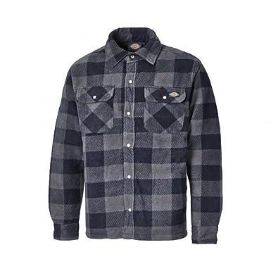 Dickies Portland Shirt High Quality Padded Work Shirt Jacket Polar ...