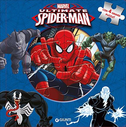 Ultimate Spider-Man. Libro puzzle. Ediz. a colori