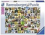 Ravensburger RAV Puzzle 99 lustige Tiere | 19642 / 500 - 2