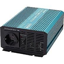Dometic 9600002544 SinePower DSP 624-Sinus-Wechselrichter 12 V I Mobile Steckdose f/ür unterwegs 1000 W