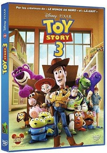 Toy Story 3 : film DVD