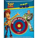 DISNEY TOY STORY BOOK AND CD SET