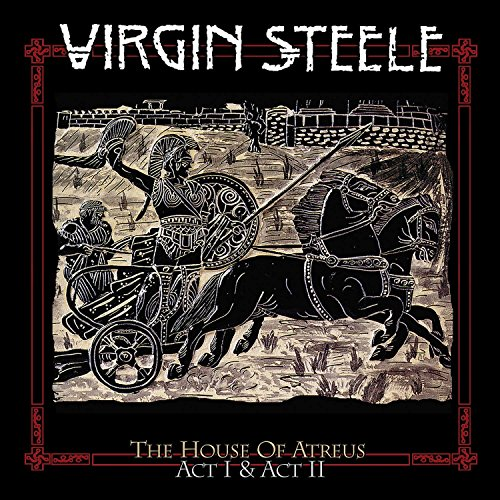 The House of Atreus - Act I & Act II (3 CD)