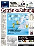 Image of Getränke Zeitung [Jahresabo]