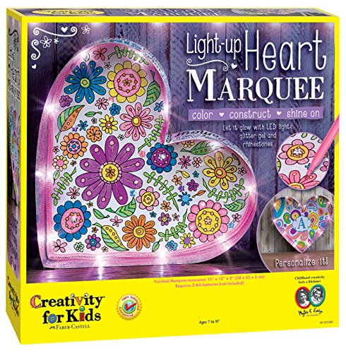 Creativity for Kids - Light Up Heart