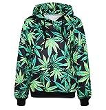 Search : Lovelife' Purple Galaxy Print Pocket Long Sleeve Jacket Hoodies Sweatshirt