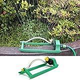 Wokee Garten Sprinkler- Automatische Rasen Wasser Sprinkler-Oszillierende Rasen...