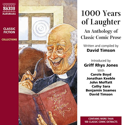 1,000 Years of Laughter  Audiolibri