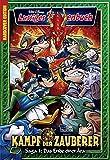 Lustiges Taschenbuch - Kampf der Zauberer Saga 03: Das Ende einer Ära