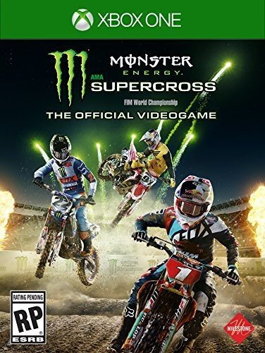 Monster Energy Supercross XB1 61LAzQpP89L