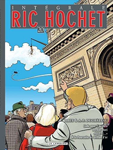 Ric Hochet - Intégrale - tome 20 - Ric Hochet - Intégrale
