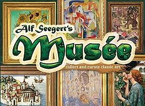 Eagle de Gryphon Games eag01480-Juego de Cartas Musee