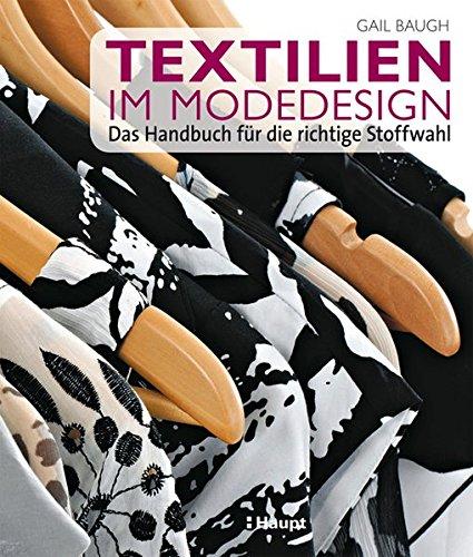 Textilien im Modedesign: Das Handbuch für die richtige Stoffwahl Buch-Cover